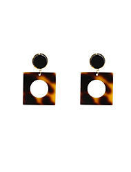 Earring Square / Geometric Drop Earrings Jewelry Women Fashion / Vintage / Bohemia Style / Punk Style / RockParty / Daily / Casual /