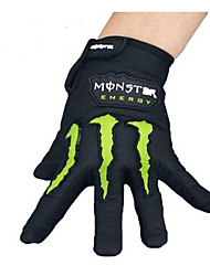 Bicycle Full Finger Gloves Motorcycle Monster Gloves