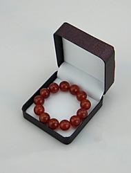 Flannelette Calligraphy Dough Quality Edge Jade Bracelet Box