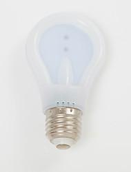9W E26/E27 LED Globe Bulbs A60(A19) 40 SMD 3020 900 lm Warm White / Cool White Decorative AC 220-240 V 1 pcs