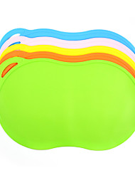 Bone type silicone mat Small pets rice bowl Dogs and cats eating utensils Dog Food Bowl Anti spill