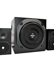 teng Technologie jt909 Multimedia-Computer mit Bluetooth 2.1g Holz Sound Subwoofer hallo Fi-Karte