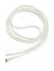 Fashion Lady Knitting Waist Rope  Fringed Belt