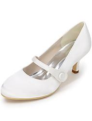 Women's Heels Spring / Summer / Fall Silk Wedding / Party & Evening