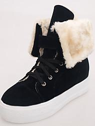 Winter Women Cotton Warm Boots Platform Shoes