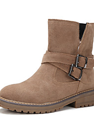 Women's Boots Fall / Winter Riding Boots / Fashion Boots / Bootie / Basic Pump / Comfort / Combat Boots / Round Toe /