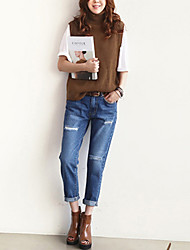 Women's Slim Fashion Jeans