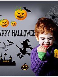 diy Halloween stickers muraux styles sort gratuit