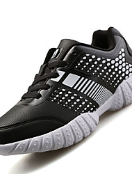 Unisex Sneakers Spring / Fall Comfort Tulle Outdoor / Athletic / Casual Black / Red / GrayTennis / Walking / Badminton /