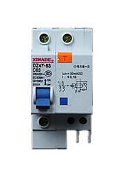 DZ47-63 1p автоматический выключатель