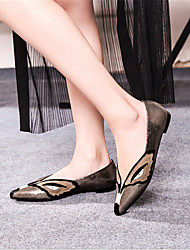 Women's Flats Summer Flats Leather Casual Flat Heel Others Coffee Others