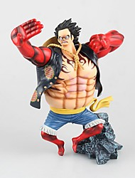 One Piece Monkey D. Luffy PVC 18CM Anime Action Figures Model Toys Doll Toy Limited
