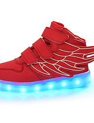 Kid's LED Shoes Girls' Shoes / Casual Roller Skate Shoes / Fashion Sneakers More  Color