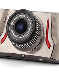 Usine OEM 3 pouces Allwinner Carte TF Noir Voiture Caméra