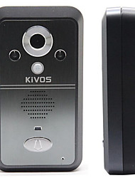 KiVOS  KDB300/KDB700  Wireless Visual Doorbell Villa Door Anti Dismantling Alarm