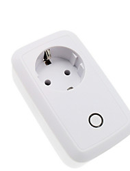 Neutral A Fil Others Intelligent socket Blanc