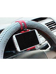 Steering Wheel Support Navigation Rack /360 Degrees Creative Car Seat