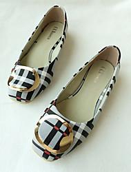Women's Flats Shoes Fashion Leathers Bowknot Shoes