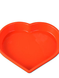 Valentine'S Day Diy Baking Heart-Shaped Silicone Cake Mould Baking Mold