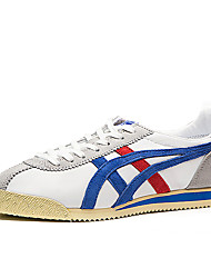 Asics Onitsuka Tiger Corsair Vin Mens Running Sneakers Athletic Jogging Skate Shoes Black White Red
