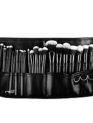 29PCS Fiber Black Makeup Brush Sets Professional Makeup Brush