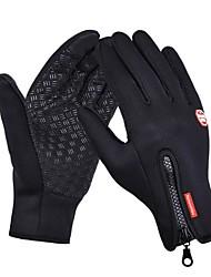 Winter Gloves UnisexAnti-skidding / Keep Warm / Wearproof / Waterproof / Windproof / Snowproof / High Breathability