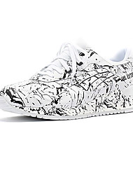 Asics Gel Lyte III Mens Trainers Running Sneakers Athletic Tennis Print Shoes White