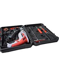 220v multifunktions husstand værktøjskasse&elektrisk bor