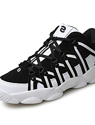 Men's Sneakers Spring / Summer / Fall / Winter Comfort Outdoor / Athletic / Casual Sport Black / WhiteTennis / Walking /