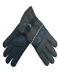 Winter gloves warm riding gloves gloves thick thickening gloves