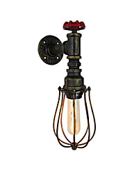Loft vintage Industrial Edison Fashion Simplicity Wall Sconce Metal Base Cap Max 60W