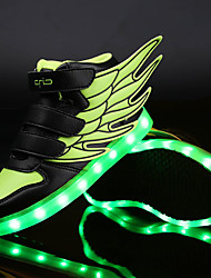 25-37 Size/ Led Children Shoes With Light Up Kids Casual Boys&Girls Luminous Sneakers Glowing Shoe enfant