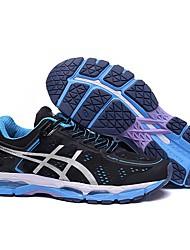 ASICS GEL-KAYANO 22 Marathon Running Shoes Men's Athletic Sport Sneakers Jogging Shoes Black/Blue 40-45