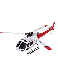 Wltoys V931 Helicopter 6CH Brushless Motor Flybarless 3 Blade AS350 Scale Red