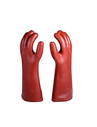 10KV High Voltage Insulated Rubber Gloves to Prevent Electric Shock