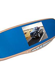 Allwinner DVR de voiture 4.3 pouces Écran Caméra de Tableau de Bord