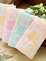 Cotton Gauze Small Towel Children Face Towel For Newborn Baby