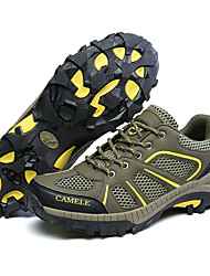 Men's Athletic Shoes Spring / Fall / Winter Round Toe Outdoor Running/ Athletic Low Heel Walking /Hiking