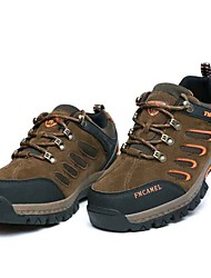 Men's Athletic Shoes Spring / Fall / Winter Work & Safety / Suede Outdoor Hiking / Athletic Dark Green / Walking/ Climb