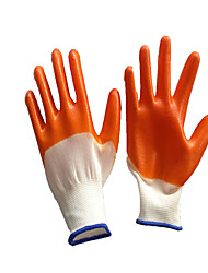 Non-Disposable PPE Nylon Knit Small Trailer PVC Dipped Gloves Wear Oil