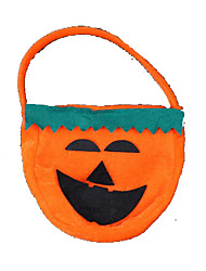 Halloween Props / Masquerade Pumpkin Festival/Holiday Halloween Costumes Orange Patchwork More Accessories Halloween Unisex