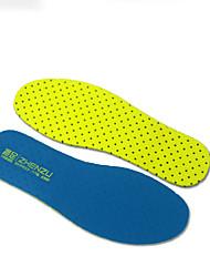 Andere für Einlegesohlen & Einlagen Diese schneidbare Einlegesohle bietet Stoßfestigkeit für Sportschuhe, die Ihren Fuß atmen lässt. Blau