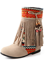 Women's Boots Spring / Fall /  Bootie / Comfort / Shoes & Matching Bags / Novelty /