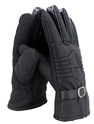 Winter Stay Warm And Cold Upsetting Cotton Gloves Motorcycle Rider Gloves