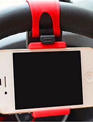 Automobile Steering Wheel Mobile Phone Support Mobile Phone Steering Wheel Bracket Telescopic