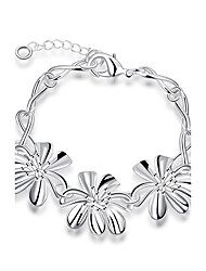 May Polly Europe and the United States fashion flower bracelet
