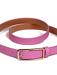 Women PU Waist BeltCute / Casual Alloy All Seasons