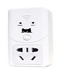 Cat housekeeper Con Cable Others Wifi smart home wireless socket Blanco
