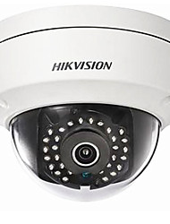 Hikvision DS-i-2cd2110f H.265 cámara domo de red mini-IR 1.3mp con la visión nocturna poe