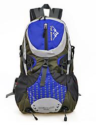 30 L Travel Duffel / Rucksack Camping & Wandern / Reisen Draußen / Leistung Schnell abtrocknend / Stoßfest / tragbar / Multifunktions Blau